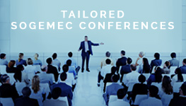 TAILORED SOGEMEC CONFERENCES
